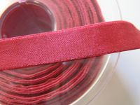 7,10 m Satinband - Double face -  elastisch - 15 mm