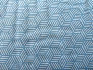 Play Ball 2 - 115 cm - blue geometrics