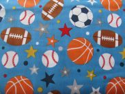 Play Ball 2 - 115 cm - blue